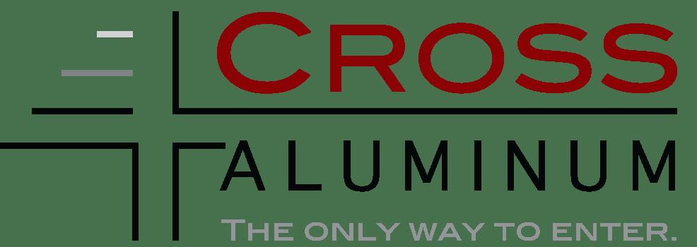 Cross Aluminum Logo