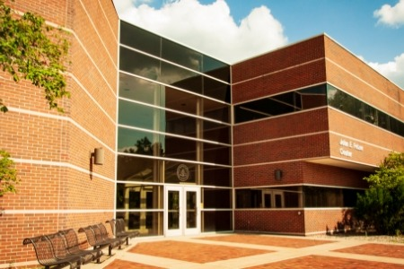 Western Michigan University, Fetzer Building