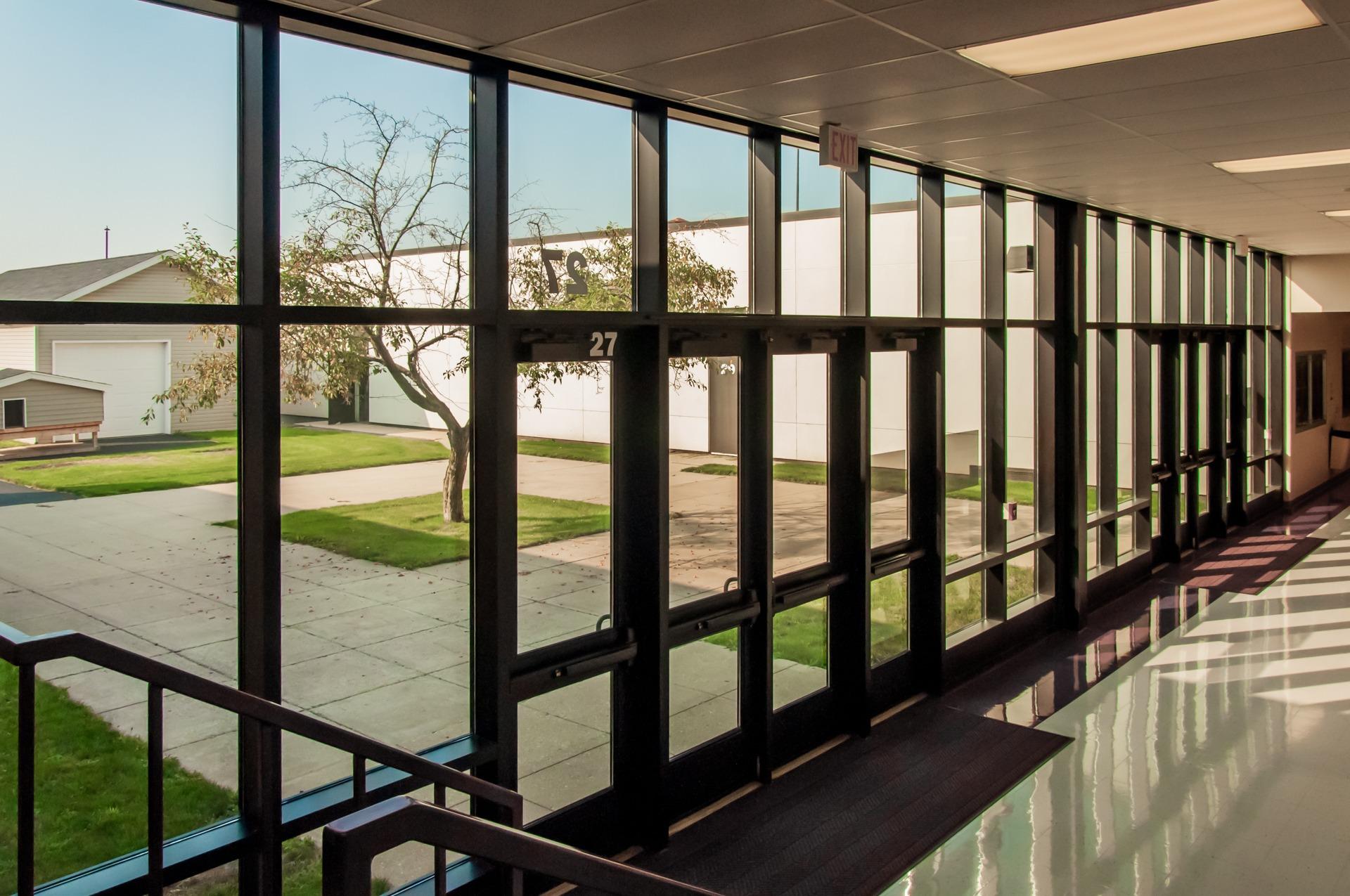 CW-2000 Cross Aluminum Curtain Wall System