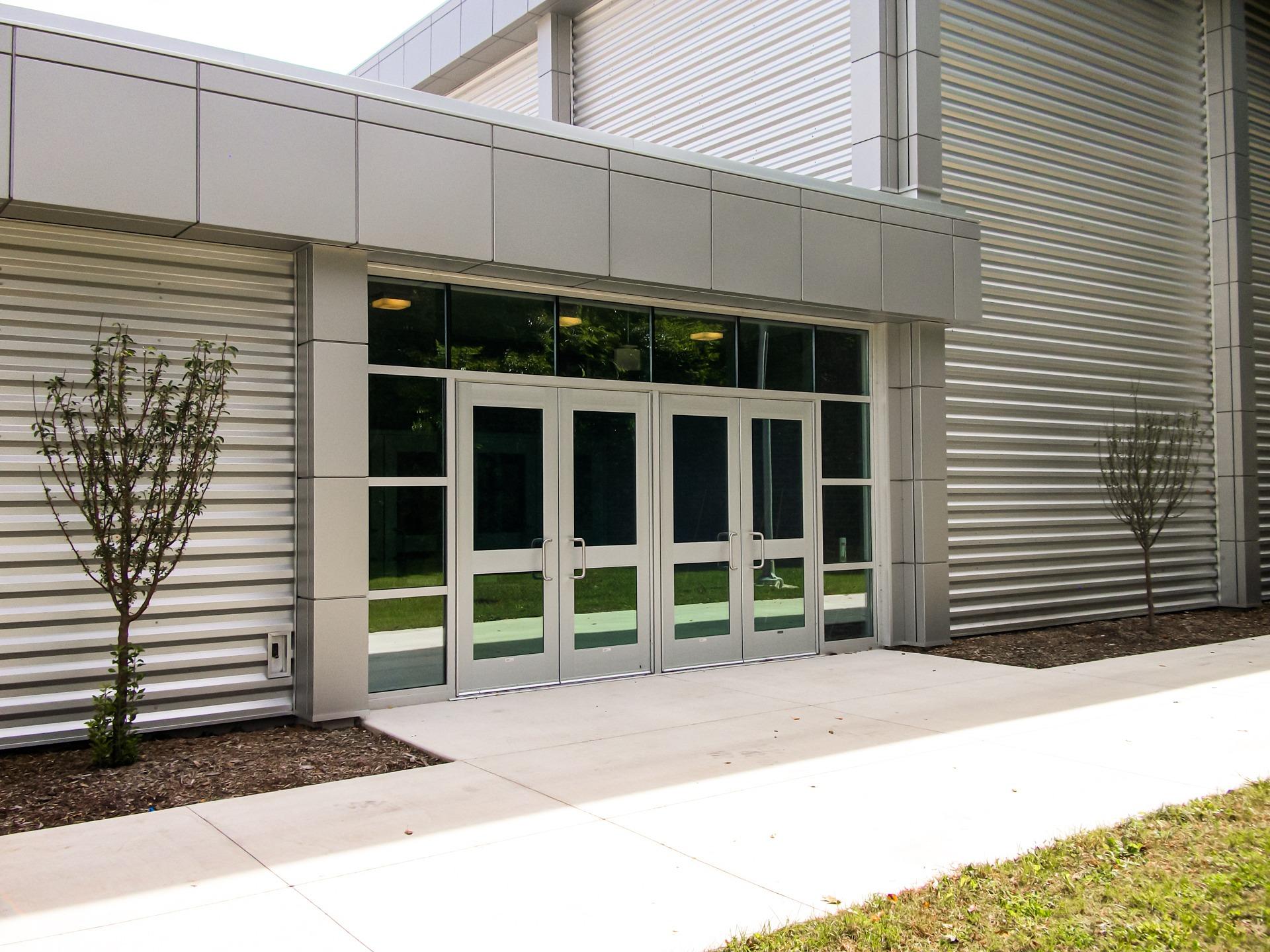 CW-2500 Cross Aluminum Curtain Wall System