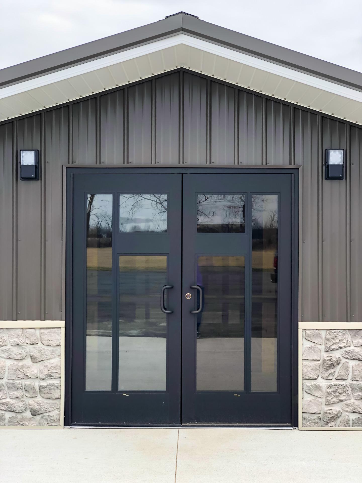 MS-400 Stile and Rail Door