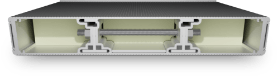 FL-400 Flush Aluminum Commercial Doors